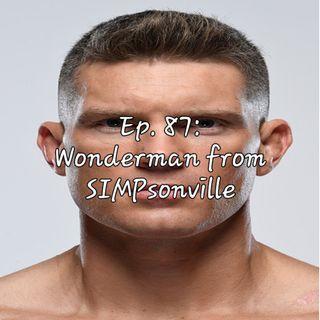 Ep. 87: Wonderman from SIMPsonville