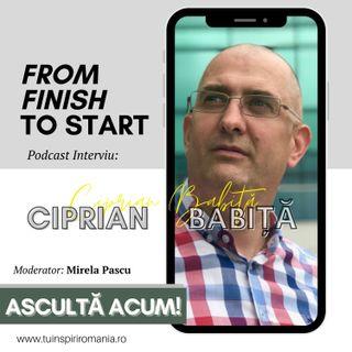 Povestea unui smart worker de succes | Ciprian Babiță