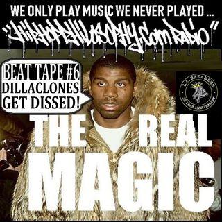 Beat Tape #6 - HipHop Philosophy Radio