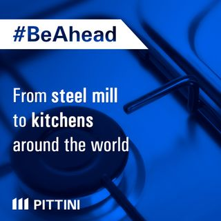 Ep. 4 - From steel mill to kitchens around the world