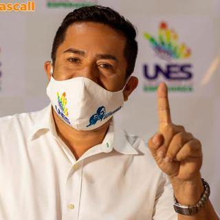 El candidato: Renzo Gutierrez, Unes