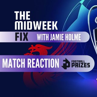 Liverpool 2 (4)  v RB Leipzig 0 (0) | Live Match Reaction | The Midweek Fix