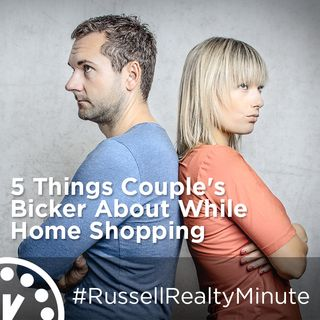 5 things couple's bicker about while home shopping