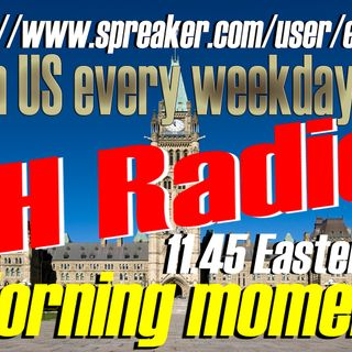 EHR 546 Morning moment Christians unwelcome in UK Apr 12 2019
