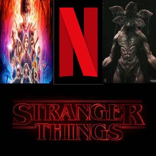 La nostra su Stranger Things