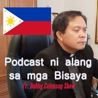 Podcast ni alang sa mga Bisaya