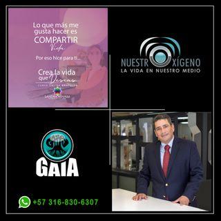 NUESTRO OXÍGENO Respiremos-Sandra Benaim - Coronavirus-Dr. Hernando Baquero