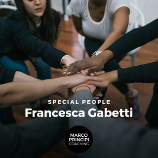 Podcast Special People con Francesca Gabetti