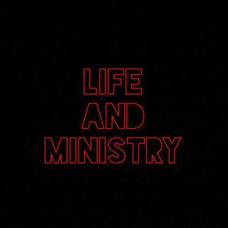 Episode #1 - Ministry Idolatry