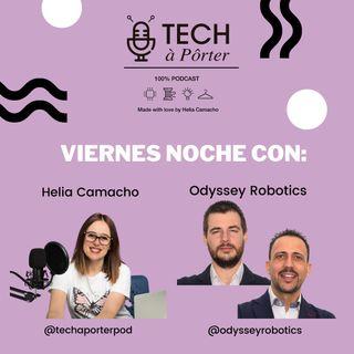 4- Viernes noche con: Odyssey Robotics
