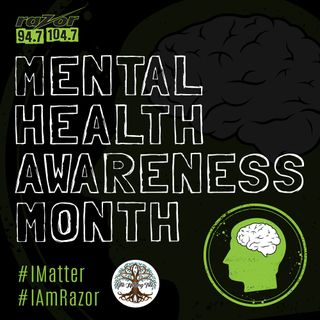 Mental Health Awareness Month 2019