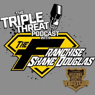 Shane Douglas And The Triple Threat Podcast EP 57: The Gary Wolfe Saga