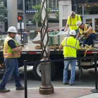 Boston Marathon Bombing Memorial Completed