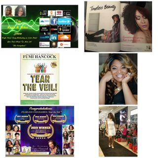 The Kevin & Nikee Show - Dr. Debby Olusa - Best-Selling Author, Motivational Speaker and Model