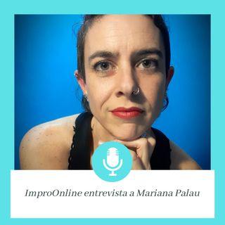 1x06 ImproOnline Entrevista a Mariana Palau (Perú)