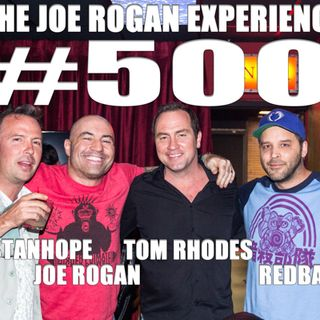 #500 - Doug Stanhope & Tom Rhodes