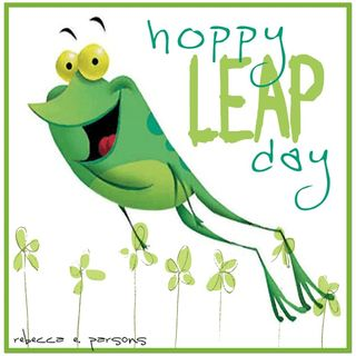 Why Aren't We Jumping On Leap Day