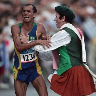 Inspiración Olímpica I: Momentos que nos definen. Maratón Atenas 2004.