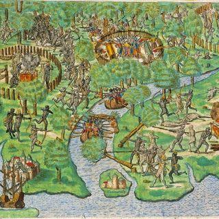 storie di Storia - Iris racconta l'arrivo degli europei in America - Dei...o forse no