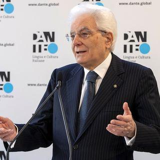 Cosa ha detto Mattarella inaugurando la piattaforma digitale Dante.Global