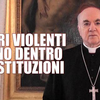 """Carlo Maria Viganò: """"Il green pass è solo uno strumento di repressione"""""""