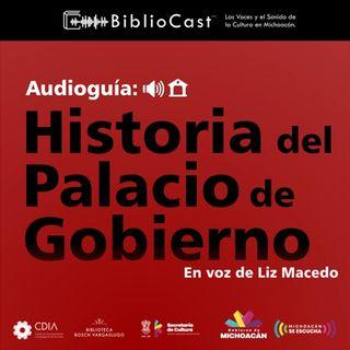 Audioguía - 06 - Historia del Palacio de Gobierno (En voz de Liz Macedo)