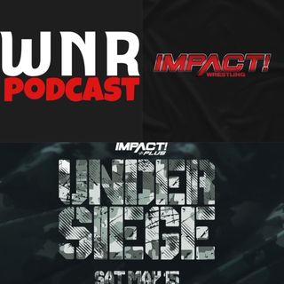 WNR355 IMPACT UNDER SIEGE