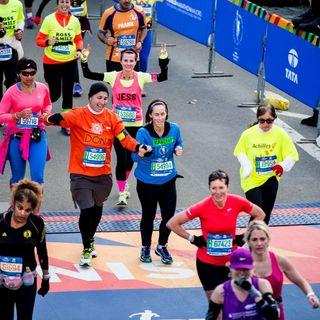 ATR - Especial charla + coloquio sobre el Maratón de Nueva York