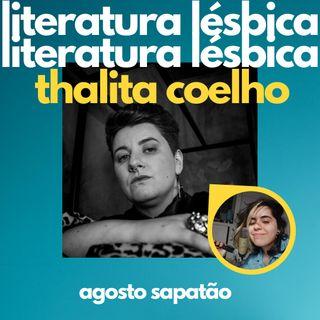 54 - Literatura sapatão com Thali Coelho - Com recomendações!