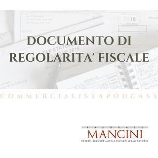 33_Il Documento di regolarità fiscale (DURF)