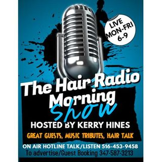 The Hair Radio Mornin Show #460  Thursday, June 11th, 2020