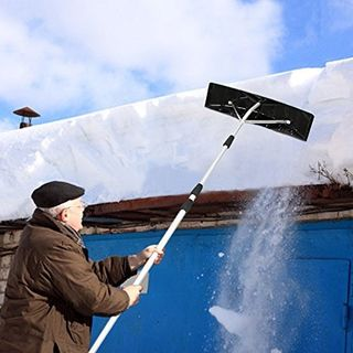 A Snow Roof Rake Can Protect Your Roof