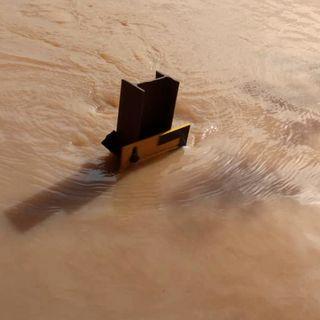 La crue de la Sirba, Niger  Juillet  2020