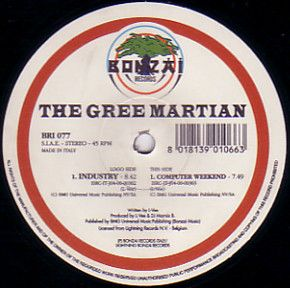 The Green Martian - Industry