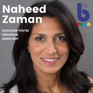 Naheed Zaham at The Best You EXPO