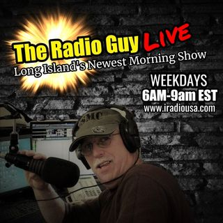 THE RADIO GUY LIVE MORNING SHOW