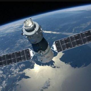 #sgp Ci arriverà un satellite in testa??