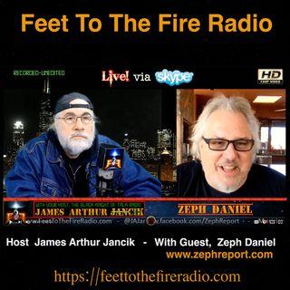 F2F Radio - Interview with Zeph Daniel