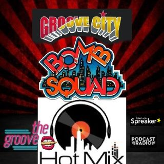 THE GROOVE HOT MIX PODCAST RADIO