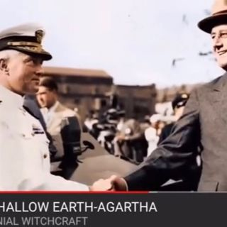 AGARTHA OR HOLLOW EARTH IS NOT A THEORY