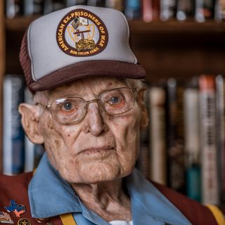 Episode 140: For the Love of Country (WWII POW Houston Lowe)