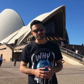 """La """"Favola"""" di Fabio Stefanelli a Sydney"""