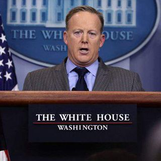 Spicer OUT at White House