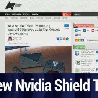 New Nvidia Shield TV Imminent | TWiT Bits