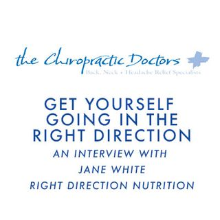 Jane White Interview - Eating and Lifestyle Changes to Lose Weight