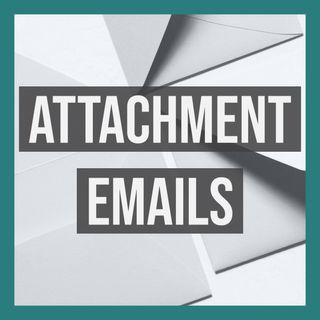 Attachment Emails