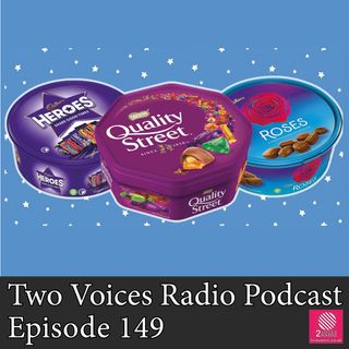 Bake Off back, Drive-in panto, Christmas sweets, dreadful click-bait  EP 149