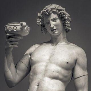 Dioniso dios del vino y la alegría