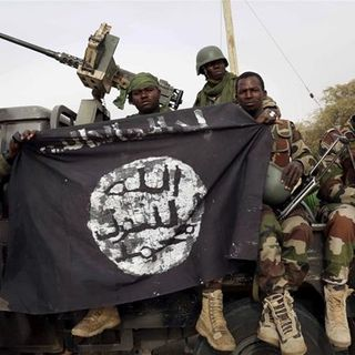 Nigeria Is Losing to Boko Haram