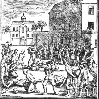 Un caffé con lo storico - Il massacro dei cinesi